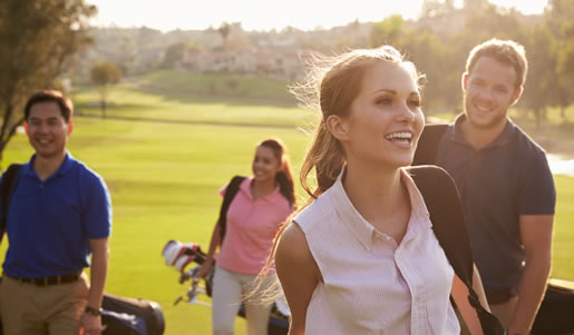 YOUR GROUPS - GOLF SCHOOL EXPERIENCE
